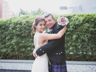 El matrimonio de Sonia y Scott