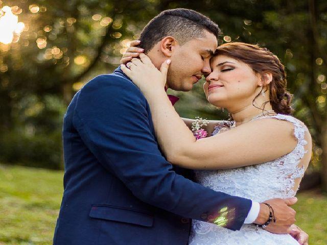 El matrimonio de Vanessa  y Alejandro