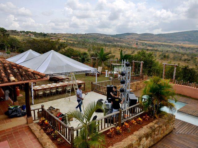 El matrimonio de Felipe y Maria en Barichara, Santander 3