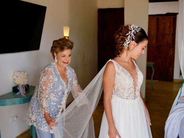 El matrimonio de Felipe y Maria en Barichara, Santander 12