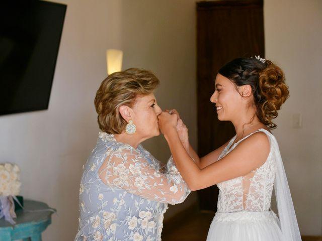 El matrimonio de Felipe y Maria en Barichara, Santander 13