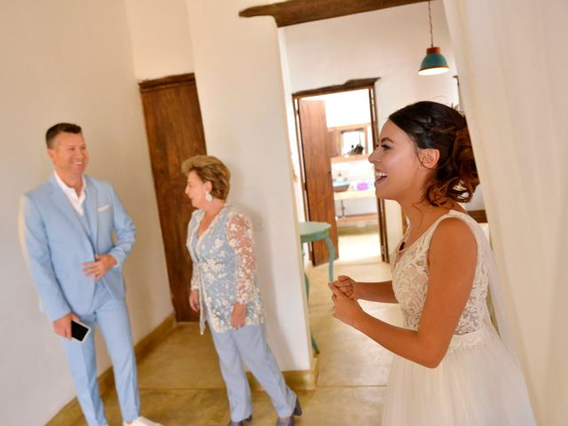 El matrimonio de Felipe y Maria en Barichara, Santander 14