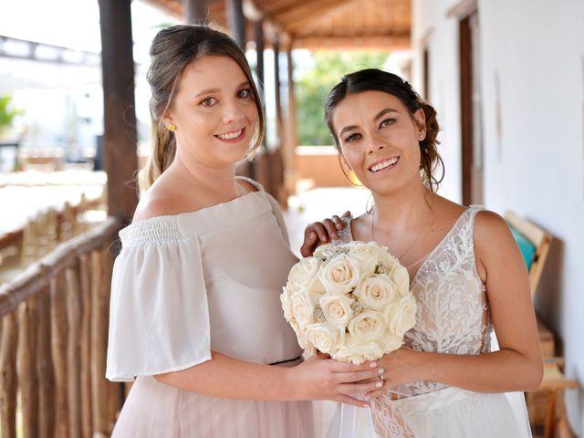 El matrimonio de Felipe y Maria en Barichara, Santander 16