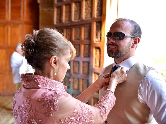 El matrimonio de Felipe y Maria en Barichara, Santander 19