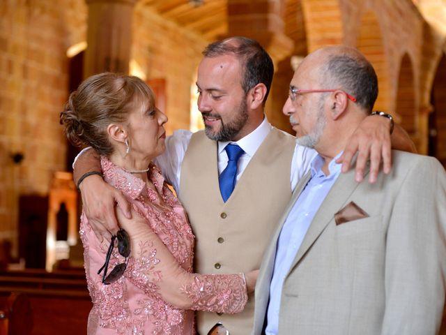 El matrimonio de Felipe y Maria en Barichara, Santander 21