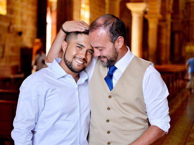 El matrimonio de Felipe y Maria en Barichara, Santander 22