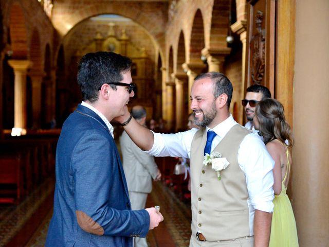 El matrimonio de Felipe y Maria en Barichara, Santander 26