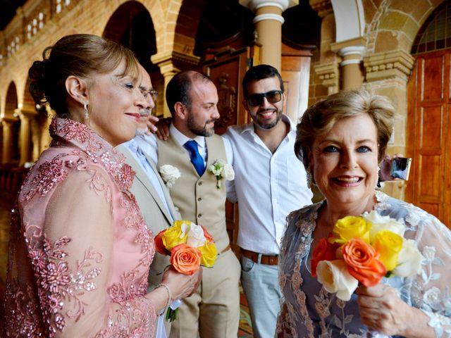 El matrimonio de Felipe y Maria en Barichara, Santander 29