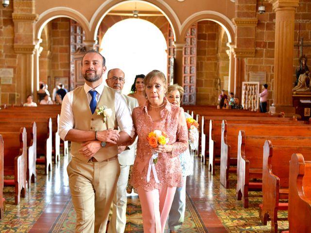 El matrimonio de Felipe y Maria en Barichara, Santander 32