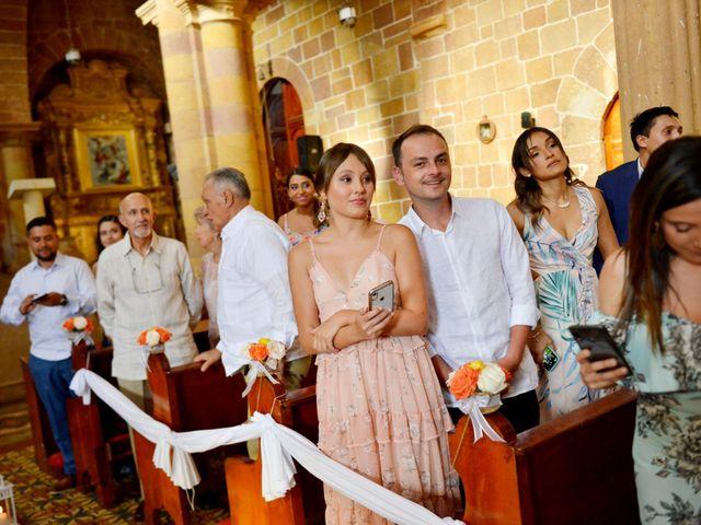 El matrimonio de Felipe y Maria en Barichara, Santander 34