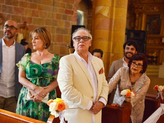 El matrimonio de Felipe y Maria en Barichara, Santander 35