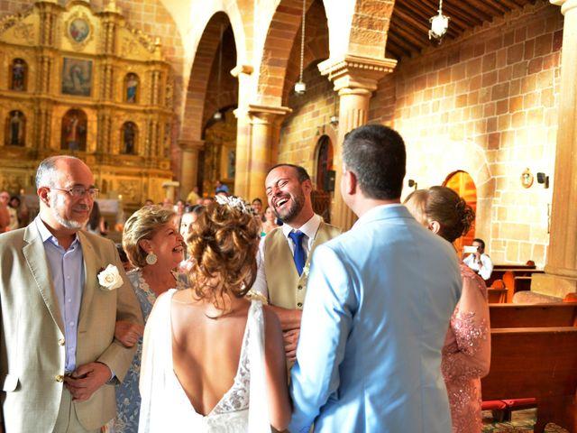El matrimonio de Felipe y Maria en Barichara, Santander 38