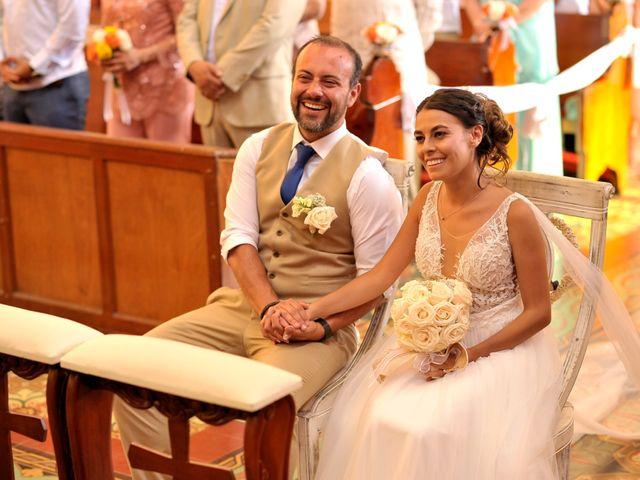 El matrimonio de Felipe y Maria en Barichara, Santander 42