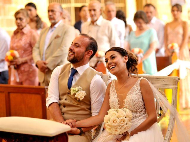 El matrimonio de Felipe y Maria en Barichara, Santander 43