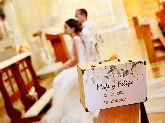 El matrimonio de Felipe y Maria en Barichara, Santander 46
