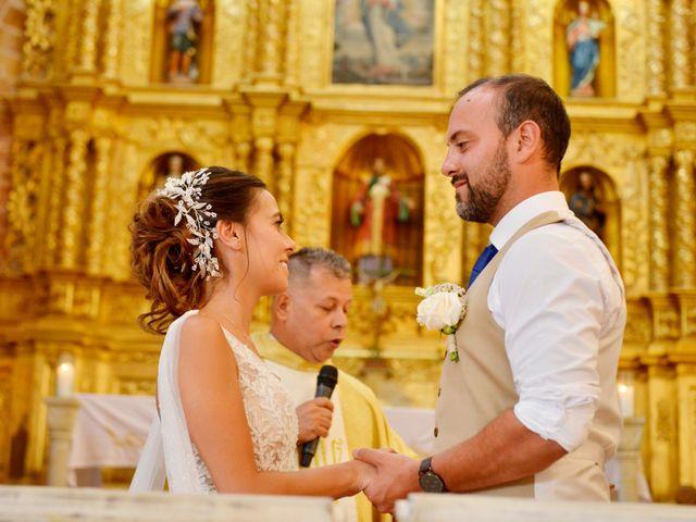 El matrimonio de Felipe y Maria en Barichara, Santander 49