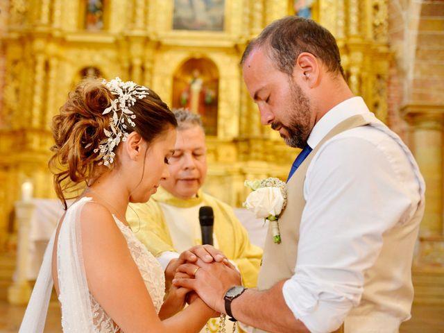 El matrimonio de Felipe y Maria en Barichara, Santander 53