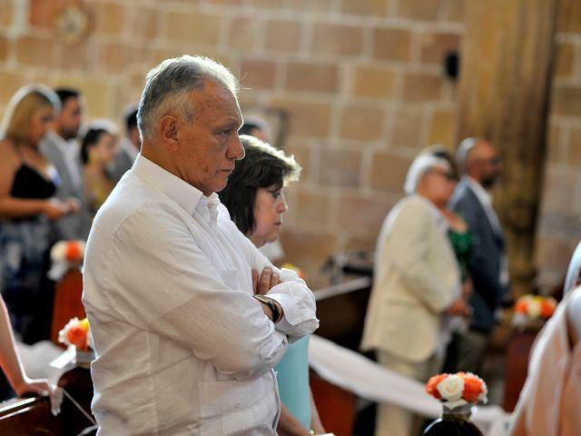 El matrimonio de Felipe y Maria en Barichara, Santander 54