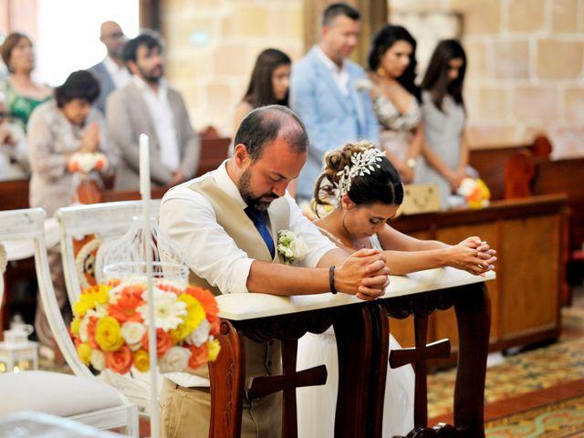 El matrimonio de Felipe y Maria en Barichara, Santander 55