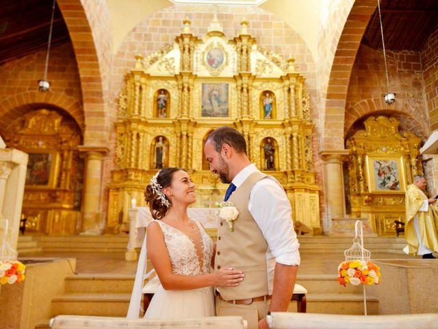 El matrimonio de Felipe y Maria en Barichara, Santander 57