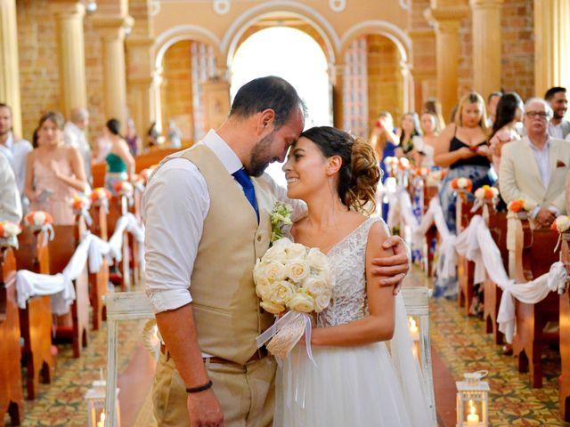 El matrimonio de Felipe y Maria en Barichara, Santander 61
