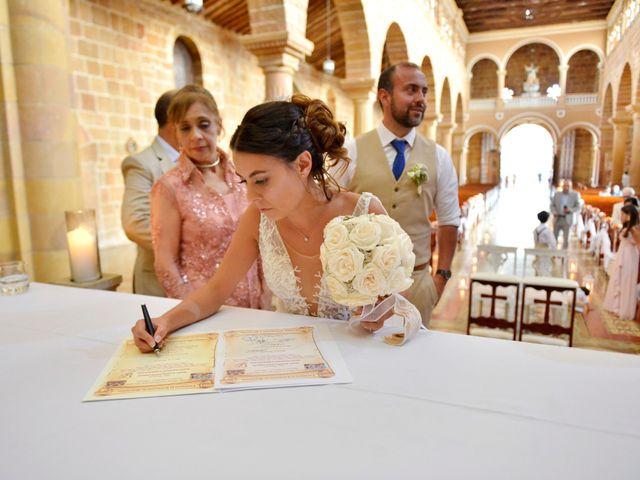 El matrimonio de Felipe y Maria en Barichara, Santander 62