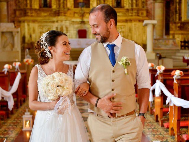 El matrimonio de Felipe y Maria en Barichara, Santander 64