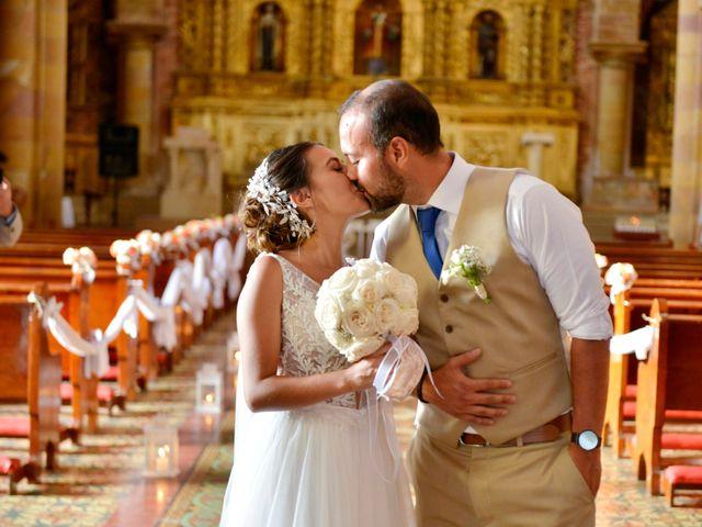 El matrimonio de Felipe y Maria en Barichara, Santander 65