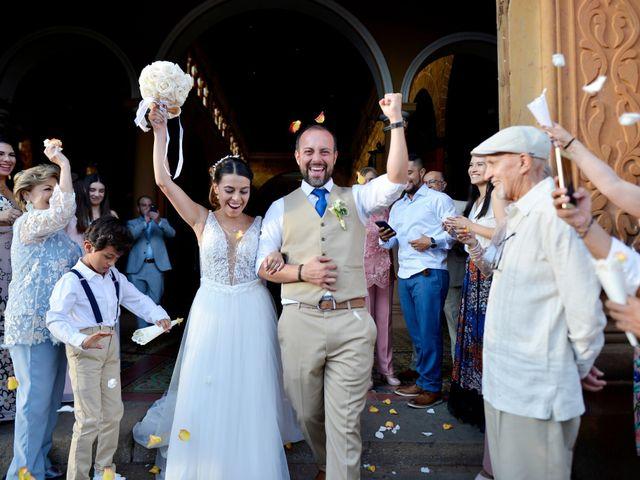 El matrimonio de Felipe y Maria en Barichara, Santander 66