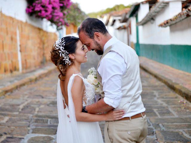 El matrimonio de Maria y Felipe