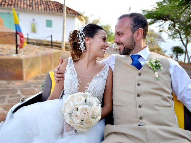 El matrimonio de Felipe y Maria en Barichara, Santander 72