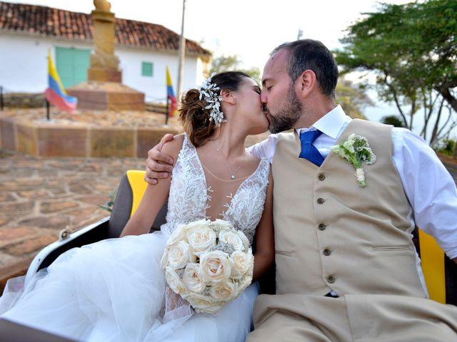 El matrimonio de Felipe y Maria en Barichara, Santander 73