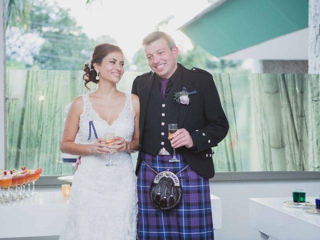 El matrimonio de Scott y Sonia en Medellín, Antioquia 20