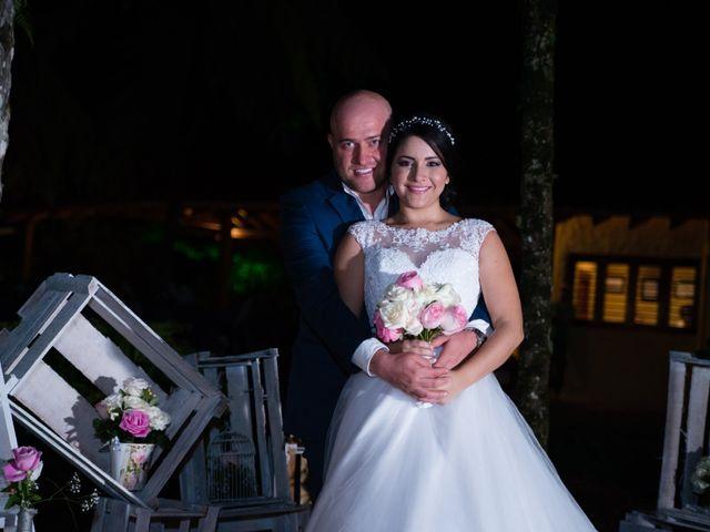 El matrimonio de Estefania y Joaquin