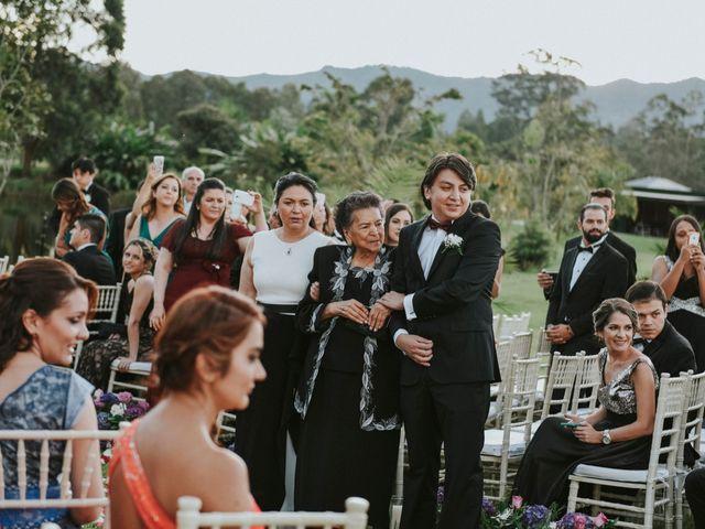 El matrimonio de Luis y Paula en Medellín, Antioquia 54