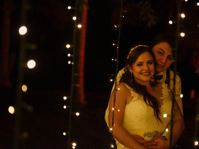 El matrimonio de Paula y Luis