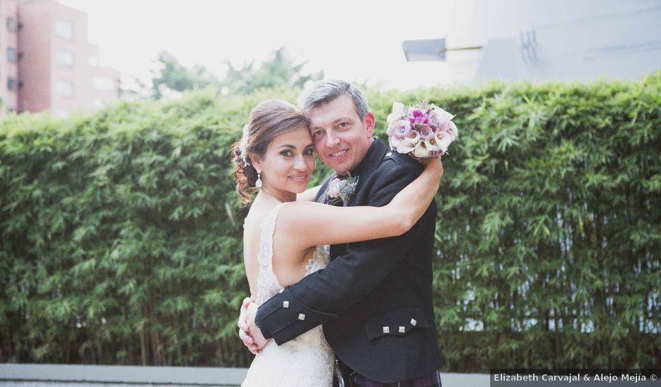 El matrimonio de Scott y Sonia en Medellín, Antioquia