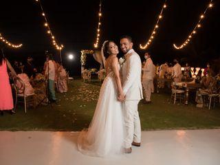 El matrimonio de Jeimy y Juan Pablo