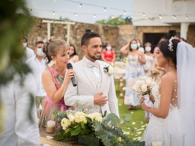 El matrimonio de Juan Pablo y Jeimy en Puerto Colombia, Atlántico 7