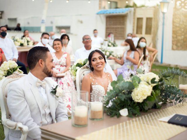 El matrimonio de Juan Pablo y Jeimy en Puerto Colombia, Atlántico 10