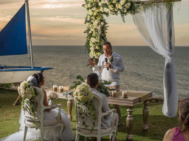 El matrimonio de Juan Pablo y Jeimy en Puerto Colombia, Atlántico 11