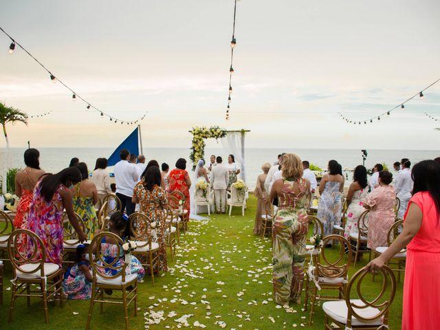 El matrimonio de Juan Pablo y Jeimy en Puerto Colombia, Atlántico 12