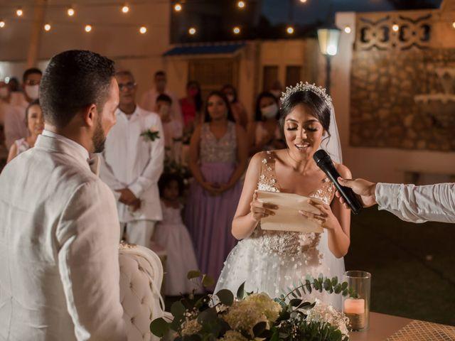 El matrimonio de Juan Pablo y Jeimy en Puerto Colombia, Atlántico 14