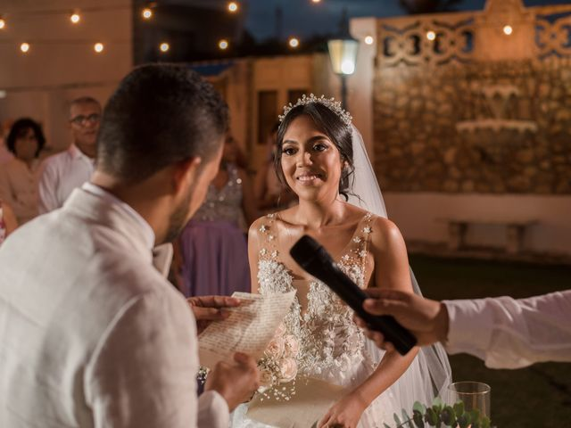 El matrimonio de Juan Pablo y Jeimy en Puerto Colombia, Atlántico 15