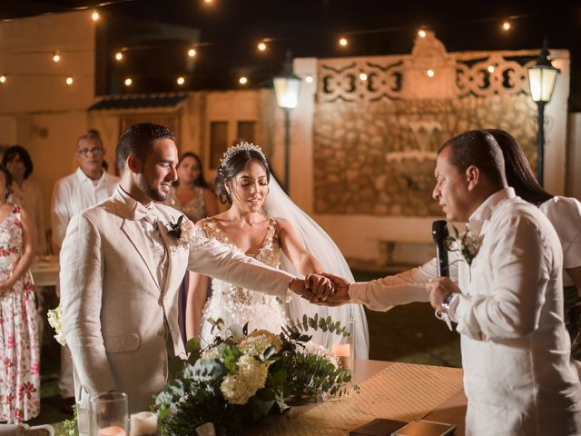 El matrimonio de Juan Pablo y Jeimy en Puerto Colombia, Atlántico 1