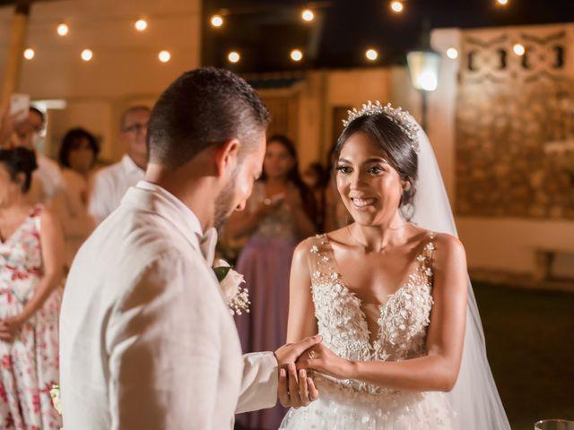 El matrimonio de Juan Pablo y Jeimy en Puerto Colombia, Atlántico 17