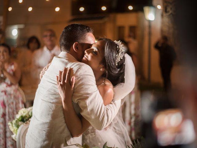 El matrimonio de Juan Pablo y Jeimy en Puerto Colombia, Atlántico 19