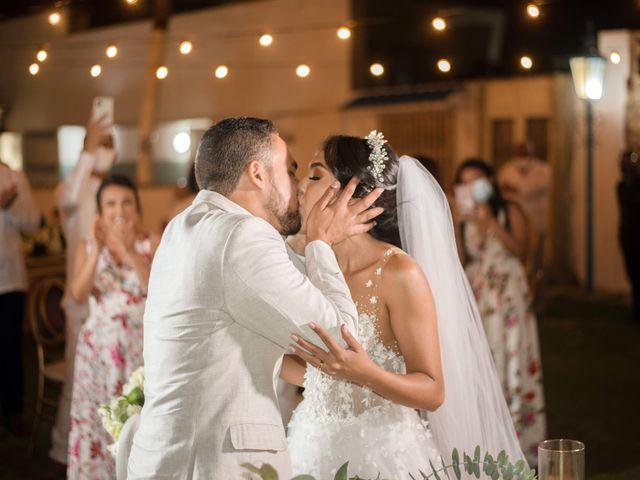 El matrimonio de Juan Pablo y Jeimy en Puerto Colombia, Atlántico 20