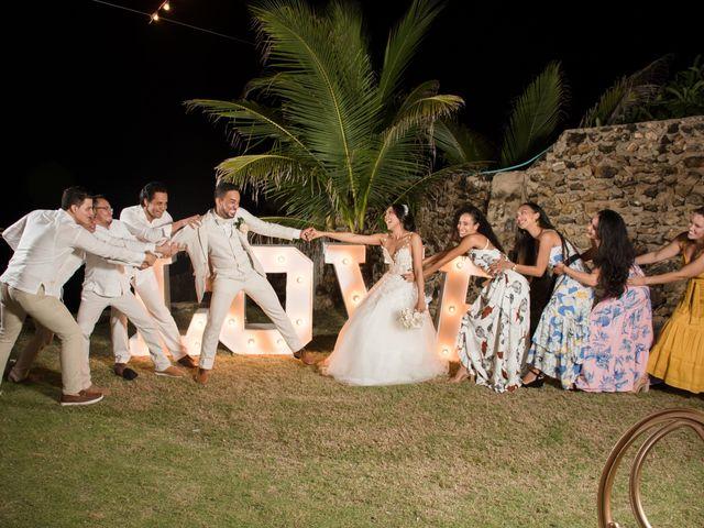 El matrimonio de Juan Pablo y Jeimy en Puerto Colombia, Atlántico 23
