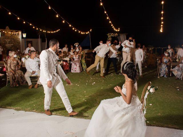 El matrimonio de Juan Pablo y Jeimy en Puerto Colombia, Atlántico 28